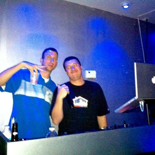 Me and Vinny Phu at Vision Nightclub
