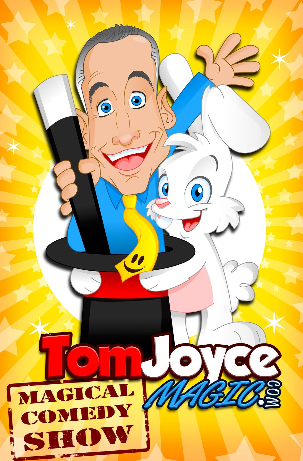 Tom Joyce Magician