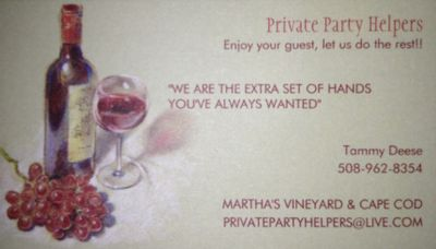 Avatar for Private Party Helpers Hyannis, MA Thumbtack