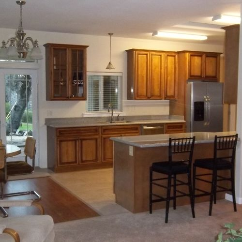 Custom home designed/built by Majestic Builders of Rohnert Park, CA