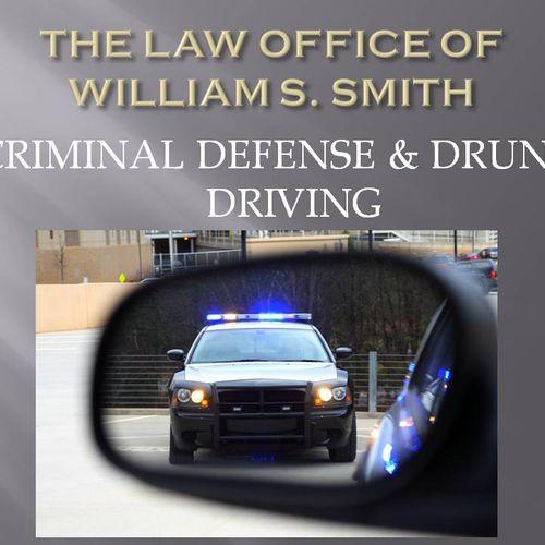 Aggressive Criminal Defense Lawyer - Drunk Driving, OUI, DUI, DWI & All Criminal Matters