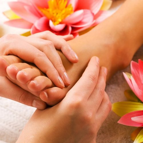 Relieve achy feet with a Thai Foot Massage