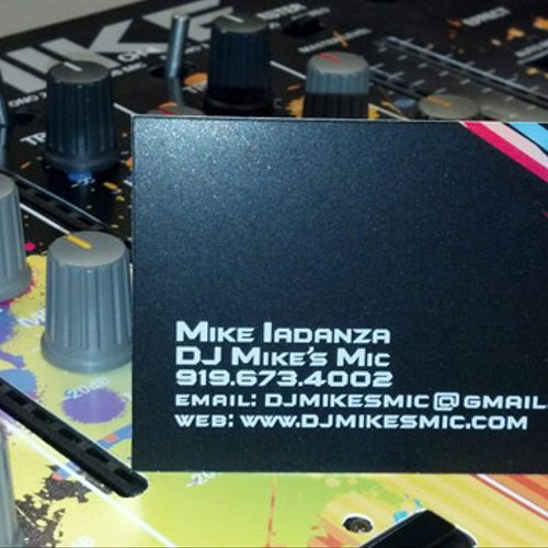 DJ Mike's Mic - www.djmikesmic.com
