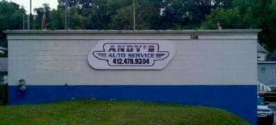 Andy's Auto Service
