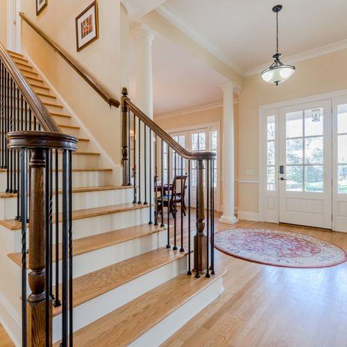 Foyer for Real Estate