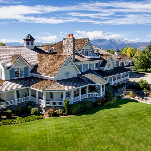Real Estate Photography using Drones