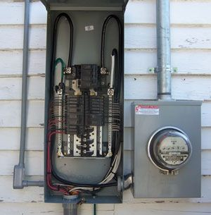 New electrical service and Panel installation