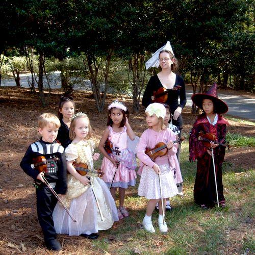 2008 Halloween play-in