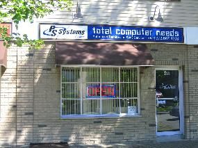 Stable company with a store front.