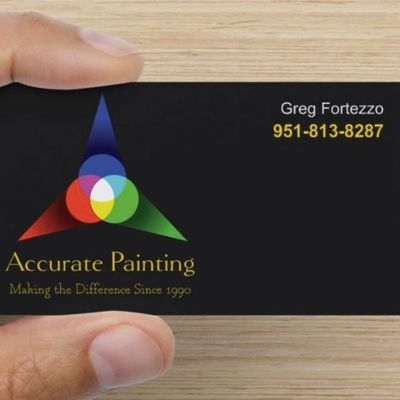 Avatar for Accurate Painting Temecula, CA Thumbtack
