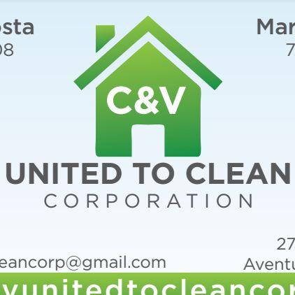 C&V UNITED TO CLEAN CORP