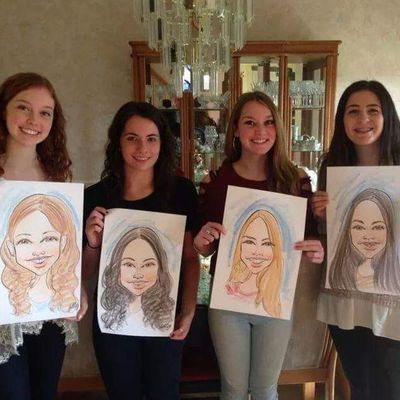 Avatar for Caricatures,Murals and More Levittown, PA Thumbtack