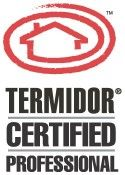 Utilizing the most effective termiticide in use today. We only use Termidor!
