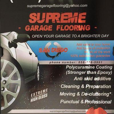 Avatar for Supreme Garage Flooring