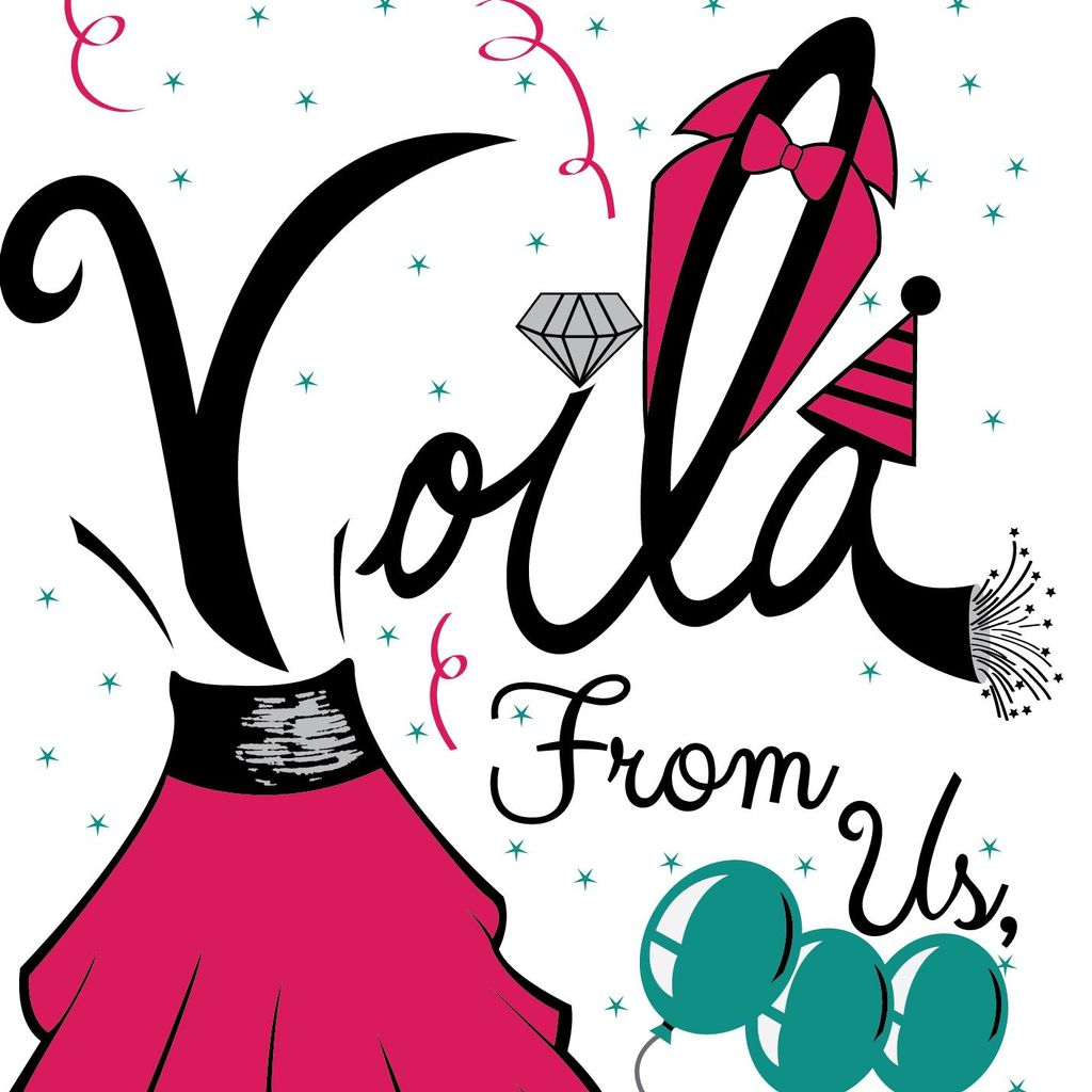 Voila From Us To You Event Planning Decorating LLC