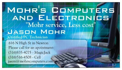 Mohr's Computers and Electronics