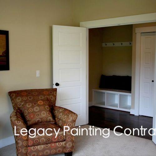 Interior house painting contractors, Pleasanton, CA
