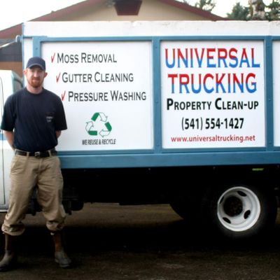 Avatar for Universal Trucking Property Cleanup