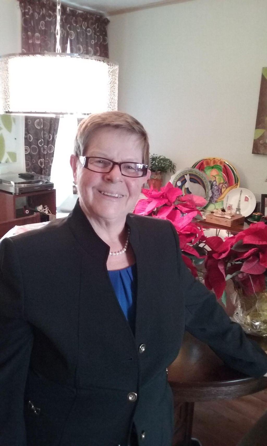 Carol Shirley, Wedding Officiant,