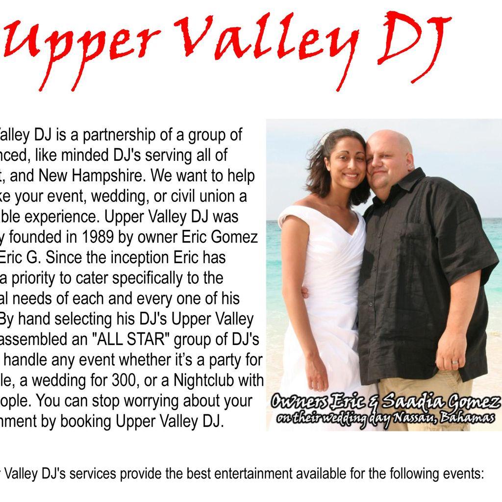 Upper Valley DJ