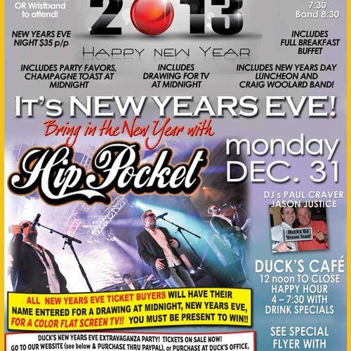 New Years promo-2012