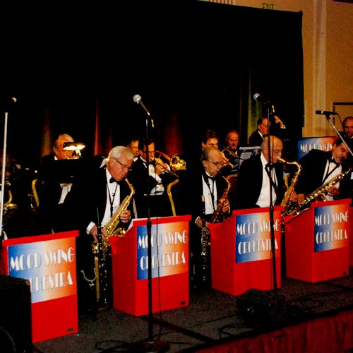 The Mood Swing Orchestra at the Pfister Hotel Grand Ballroom