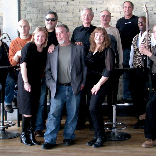 THE NOYZ BOYZ and GYRLZ: A ten piece horn band doing rock/rhythm and blues covers.