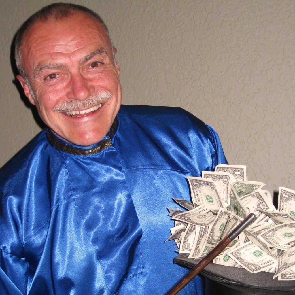 George A Magician