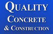 Quality Concrete & Construction