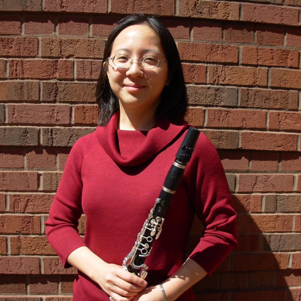 Dr. Wen-Mi Chen - Piano and Clarinet Lesson