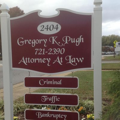 Avatar for Gregory K. Pugh P.C. Virginia Beach, VA Thumbtack