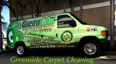 Avatar for Greenside Carpet and Dryer Vent Cleaning Servic...