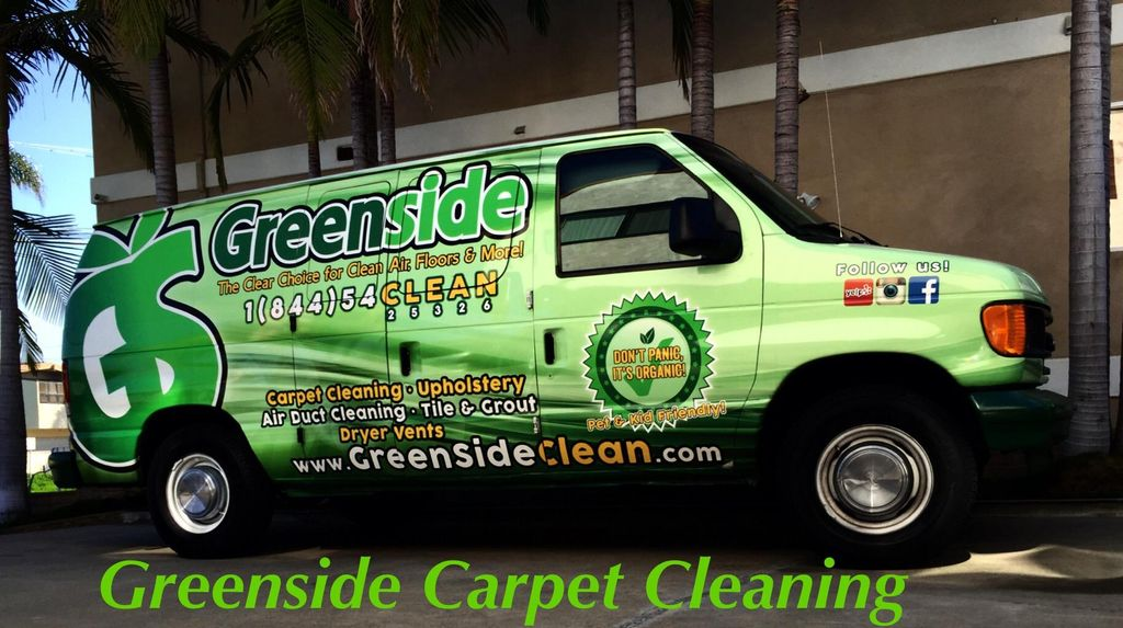 Greenside Carpet and Dryer Vent Cleaning Servic...