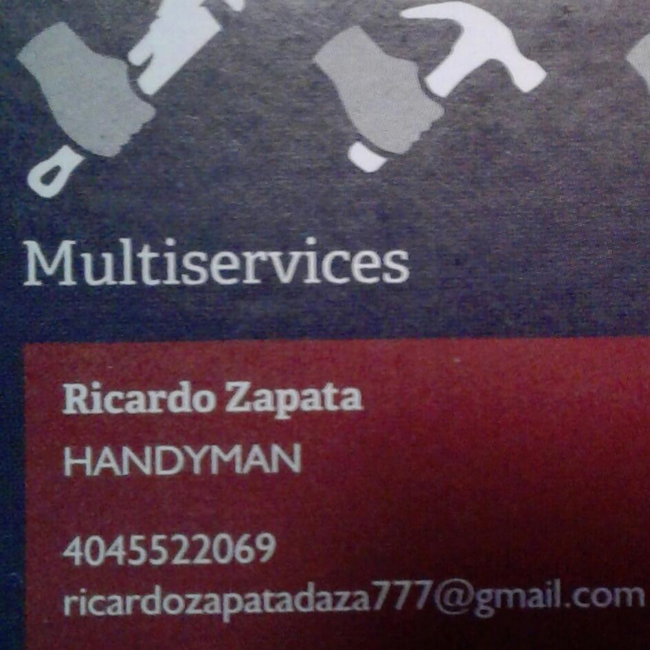 Ricardo Zapata. Electrician