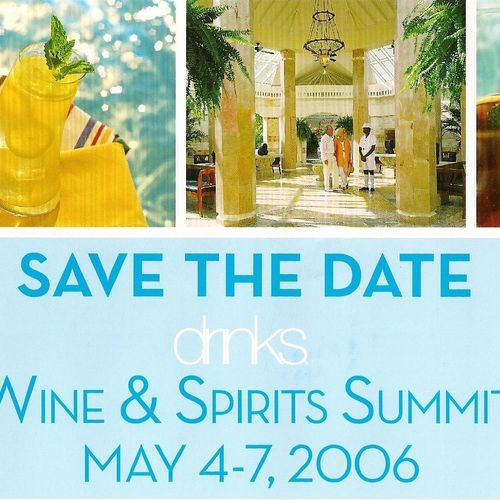 Drinks Summit for 225 people in Jamaica
