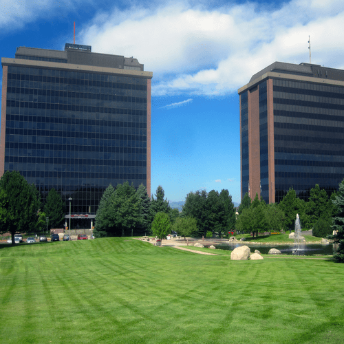 Welcome to the Law Offices of Randy B. Corporon PC at the beautiful Pavilion Towers in Aurora/Denver CO, @ I-225 & Parker Road.