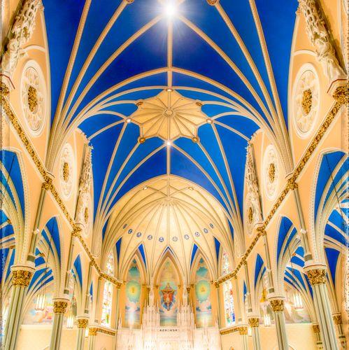 St. Alphonsus Church, Chicago.