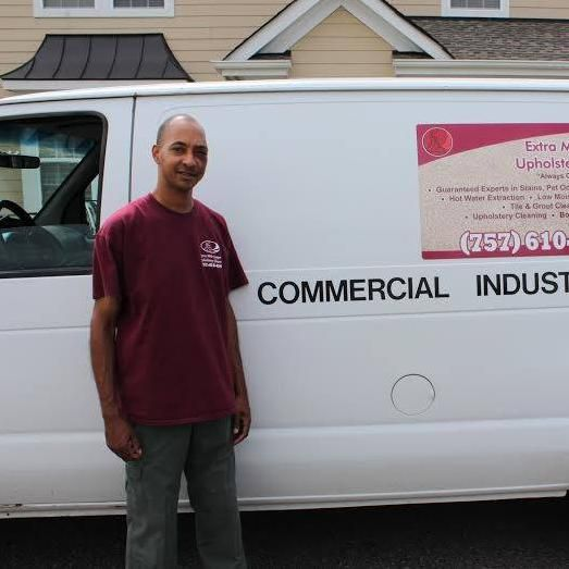Extra Mile Carpet & Upholstery Cleaning