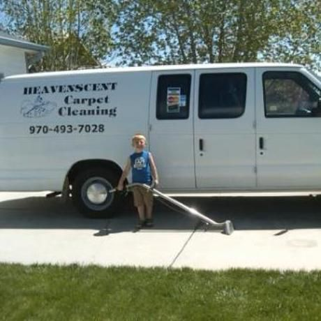 Heavenscent Carpet Cleaning LLC