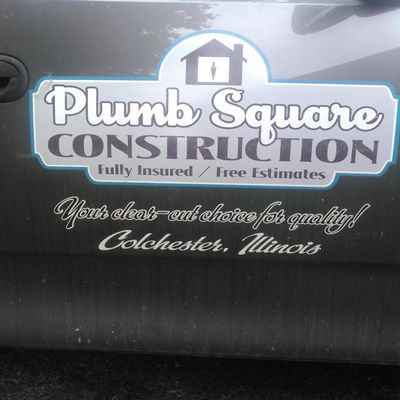 Avatar for plumb square construction Colchester, IL Thumbtack