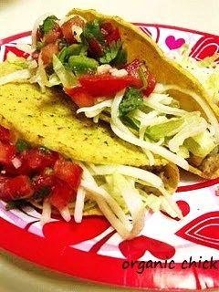 Vegan Turkey Tacos