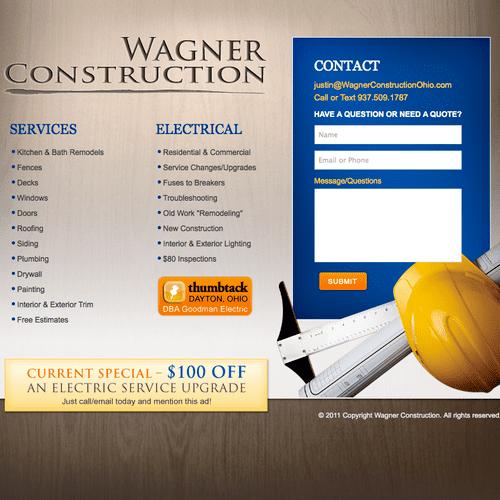 WagnerConstructionOhio.com