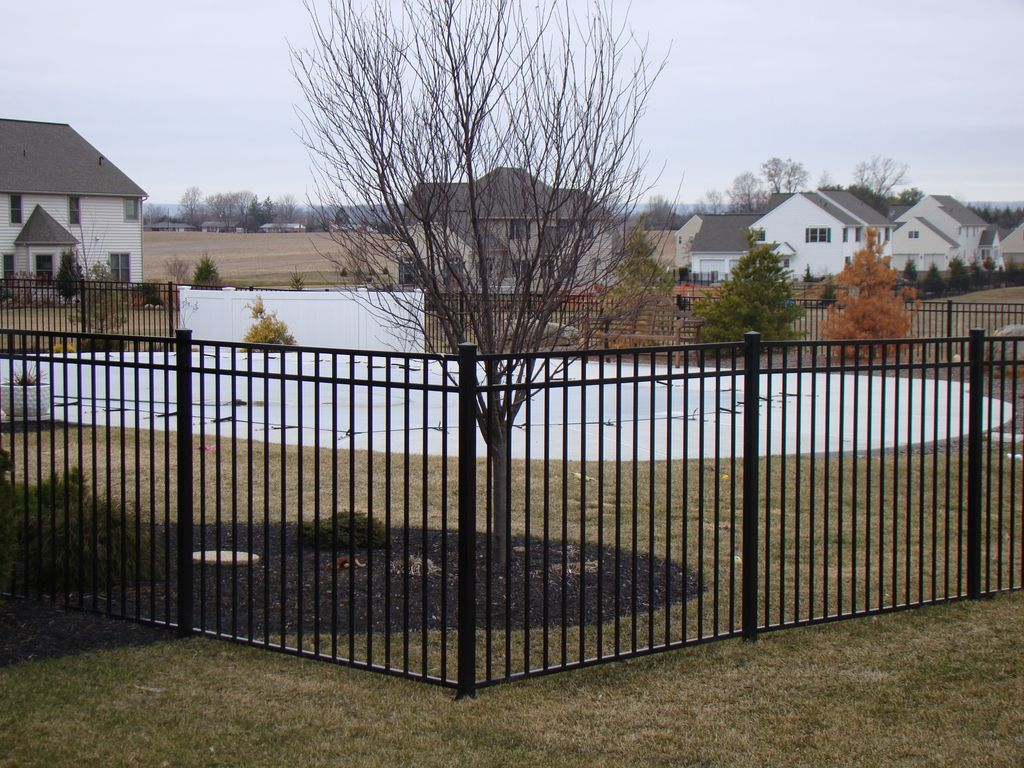 Yeager's Fence