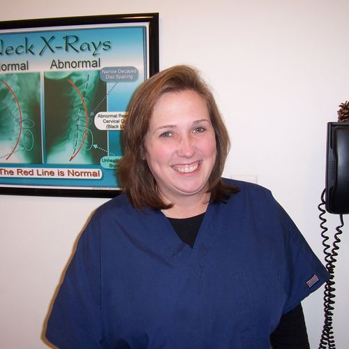 Cindi - Office Administrator/Patient Advocate