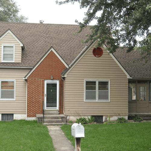 Mr. & Mrs. Dawson's home