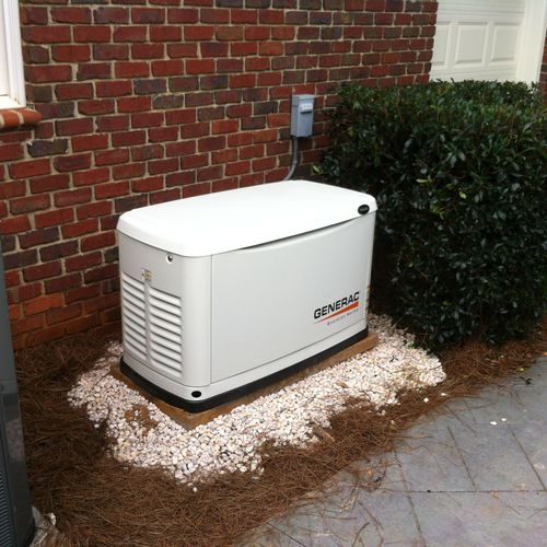 20kw Back-up generator installed by Arc Electric