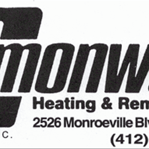 Commonwealth Heating and Remodeling Monsroeville PA Our Logo