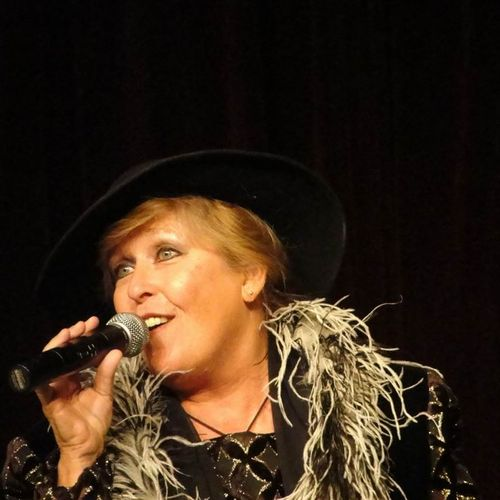 Jeanie is a professional vocalist with a wide range and lots of variety!