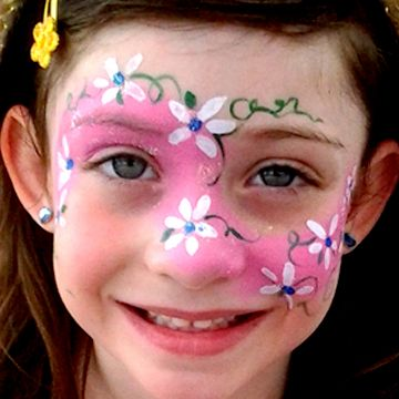 Fairy Face Painter Tampa Bay, FL