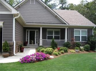 We can install any arrangement of perennials, annuals or shrubs